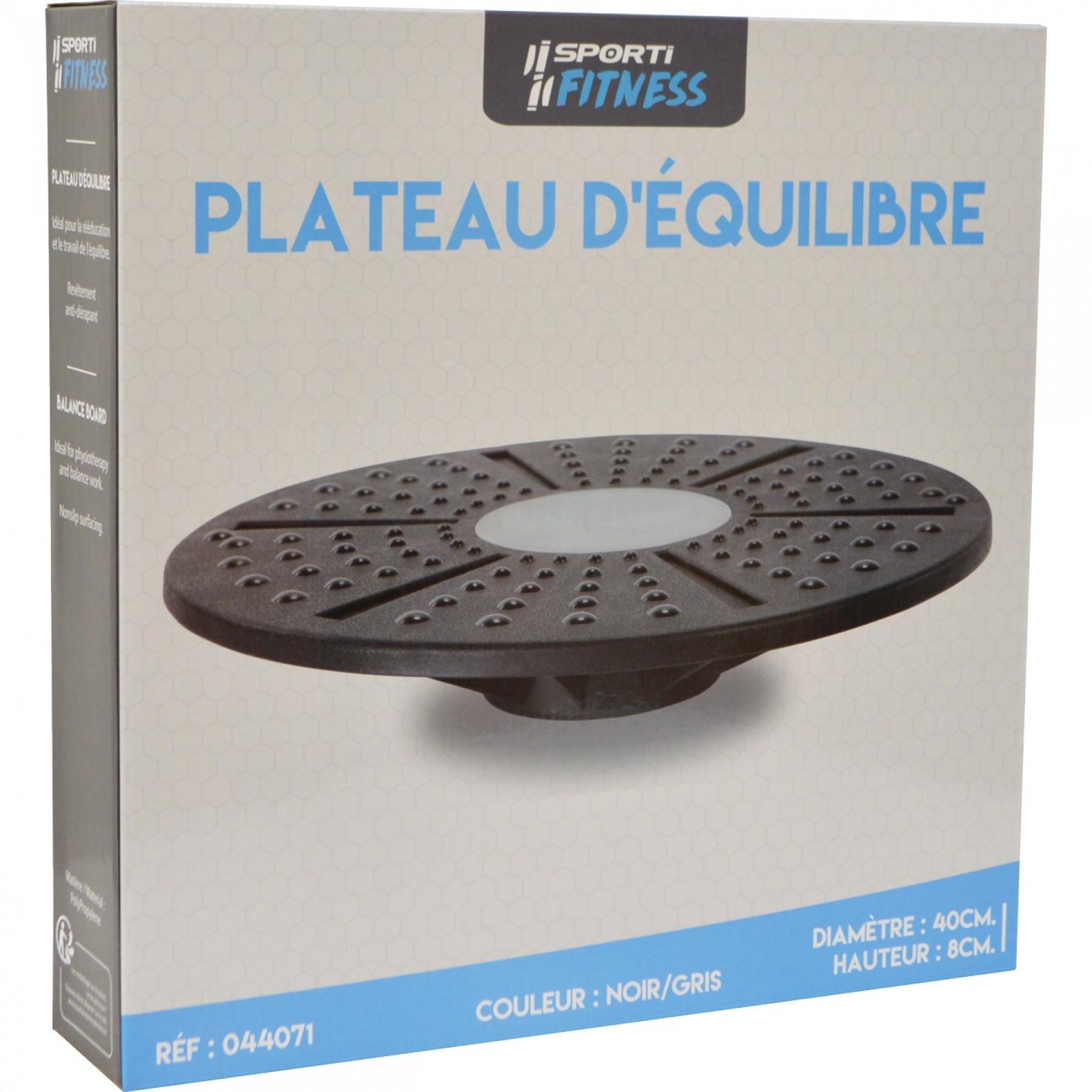 Plateau d'équilibre Sportif Frankreich