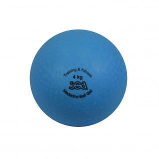 Medizinball Gel 4kg Sporti France Sea