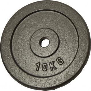 Gewicht Gussscheibe 10 kg Sporti France