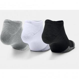 Satz von 3 Paar Socken Under Armour HeatGear® No Show