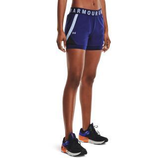 2-in-1-Shorts für Frauen Under Armour Play Up