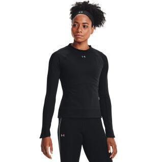 Frauen-T-Shirt Under Armour RUSH™ ColdGear® Core