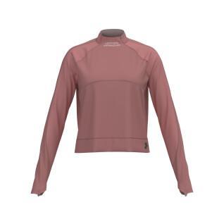 Frauen-T-Shirt Under Armour RUSH™ ColdGear®