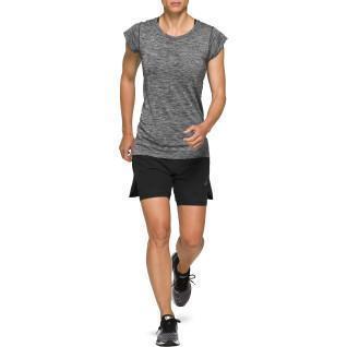 Damen-Shorts Asics Road 2-n-1 5.5in