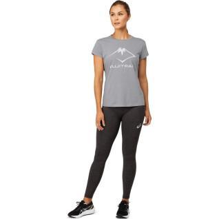 Frauen-T-Shirt Asics Fuji Trail Tea