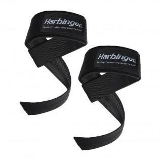Handgelenkschlaufen Harbinger Big Grip padded lifting straps