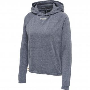 Sweatshirt mit Kapuze Hummel hmlzandra