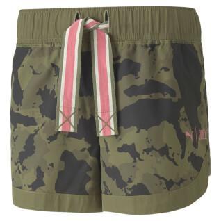 Damen-Shorts Puma Woven