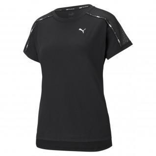 Frauen-T-Shirt Puma Train Logo Boyfriend