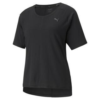 Damen-T-Shirt Puma STUDIO Tri Blend Relaxed