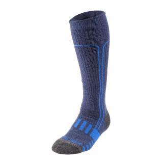 Packung mit 6 Paar Socken Mizuno Breath Thermo Mid Ski