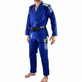 Kimono von jjb Bõa Tudo Bem 2.0 Bleu