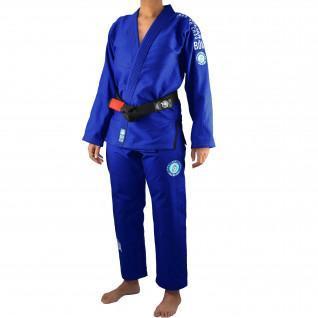 jjb Kimono für Frauen Bõa Jogo No Chao 3.0 Bleu