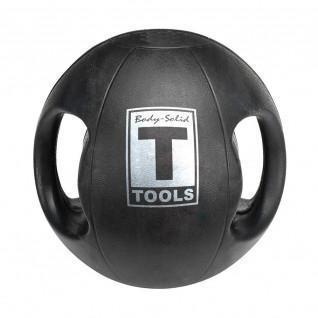 Medizinball 2 Griffe 7,2 kg Body Solid