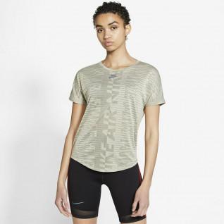 Frauen-T-Shirt Nike Air Light Army