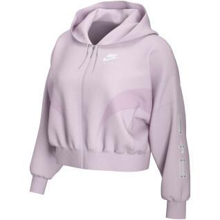 Damen-Sweatshirt Nike Sportswear Air Fleece