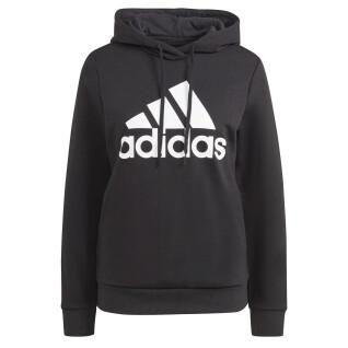 Damen-Kapuzenpulli adidas Essentials Logo Fleece