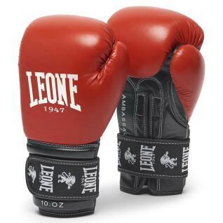 Boxhandschuhe Leone ambassador 12 oz
