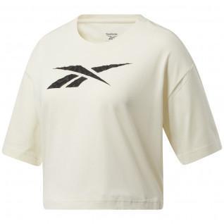 Frauen-T-Shirt Reebok Modern Safari Graphic