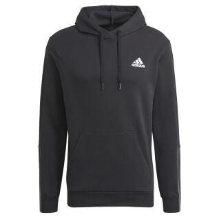 Sweatshirt mit Kapuze adidas Essentials Double Knit