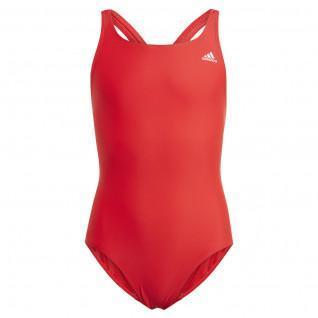 Schwimmanzug für Kinder adidas Solid Fitness