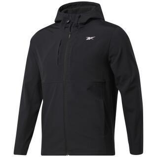 Sweatshirt mit Kapuze Reebok Thermowarm+Graphene Zip-Up