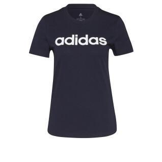 Damen-T-Shirt adidas Essentials Slim Logo