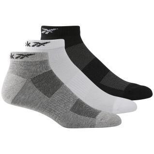 Packung mit 3 Paar niedrigen Socken Reebok Active Foundation