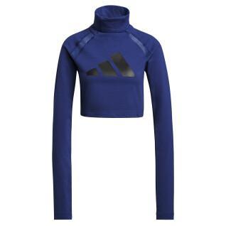 Damen-T-Shirt adidas Sportswear Long Sleeve
