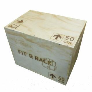 Kastensprung Holz Fit & Rack 50x60x75
