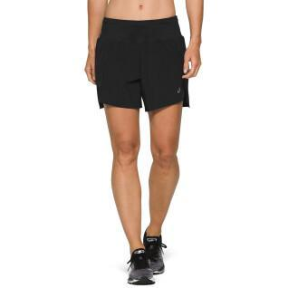 Damen-Shorts Asics Road 5.5in