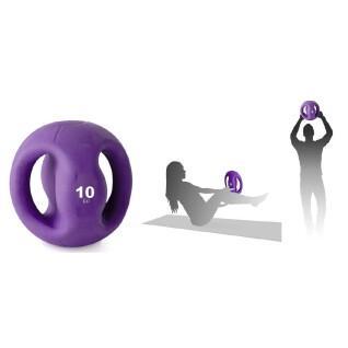 Medizinball mit Griff Tremblay 10 kg