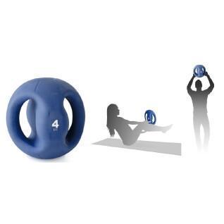 Medizinball mit Griff Tremblay 4 kg