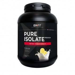 Reines Isolat Premium Zitrone EA Fit