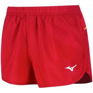 Damen-Shorts Mizuno Premium JPN Split