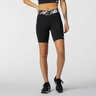 Damen-Shorts New Balance relentless fitted